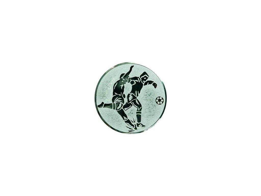 Emblém 25mm  37/S futbal