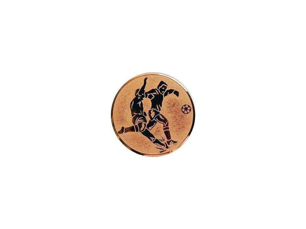 Emblém 25mm  37/B futbal