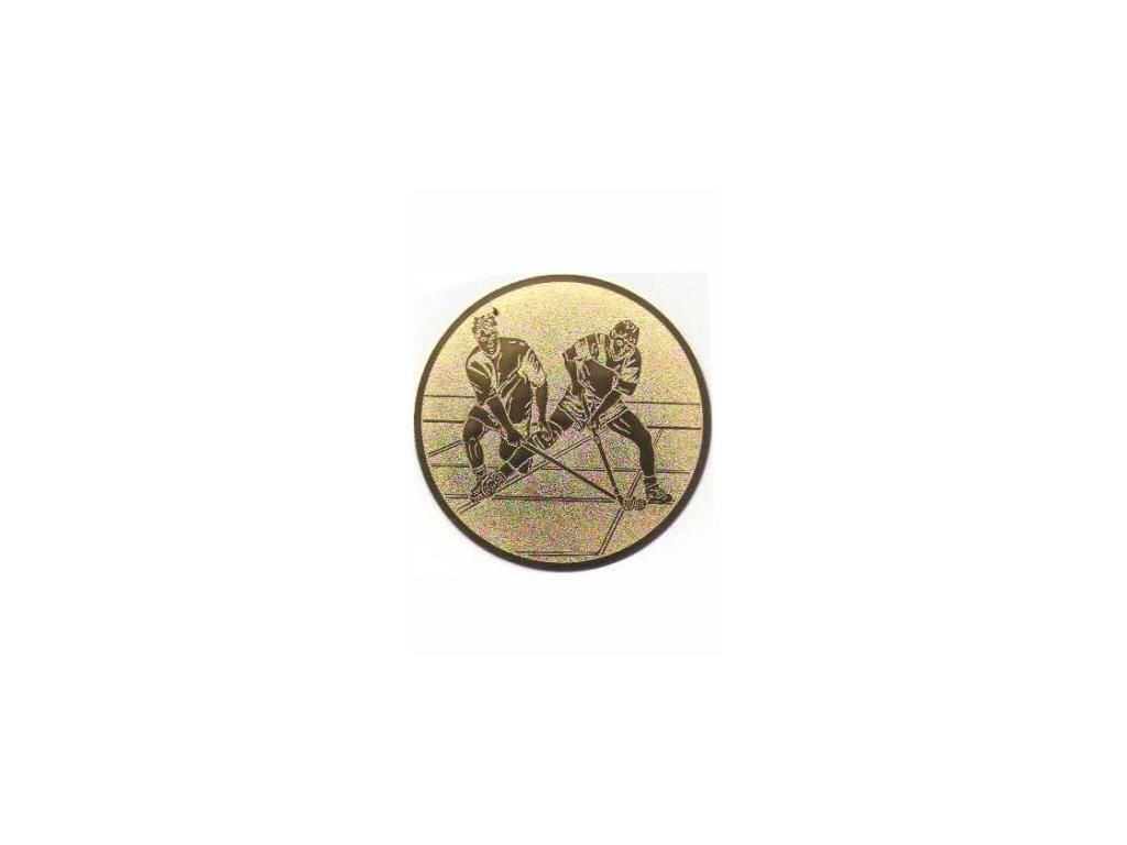 Emblém 50mm  105  florbal