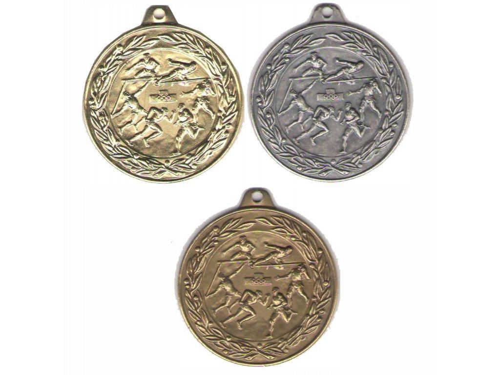 Medaila D1