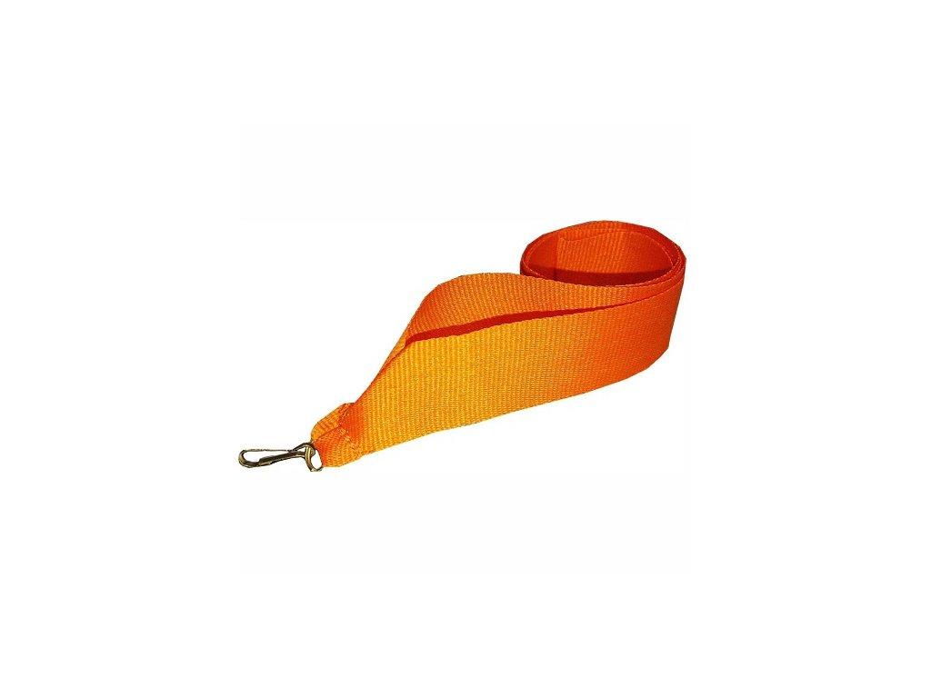 Stuha V2 oranžová