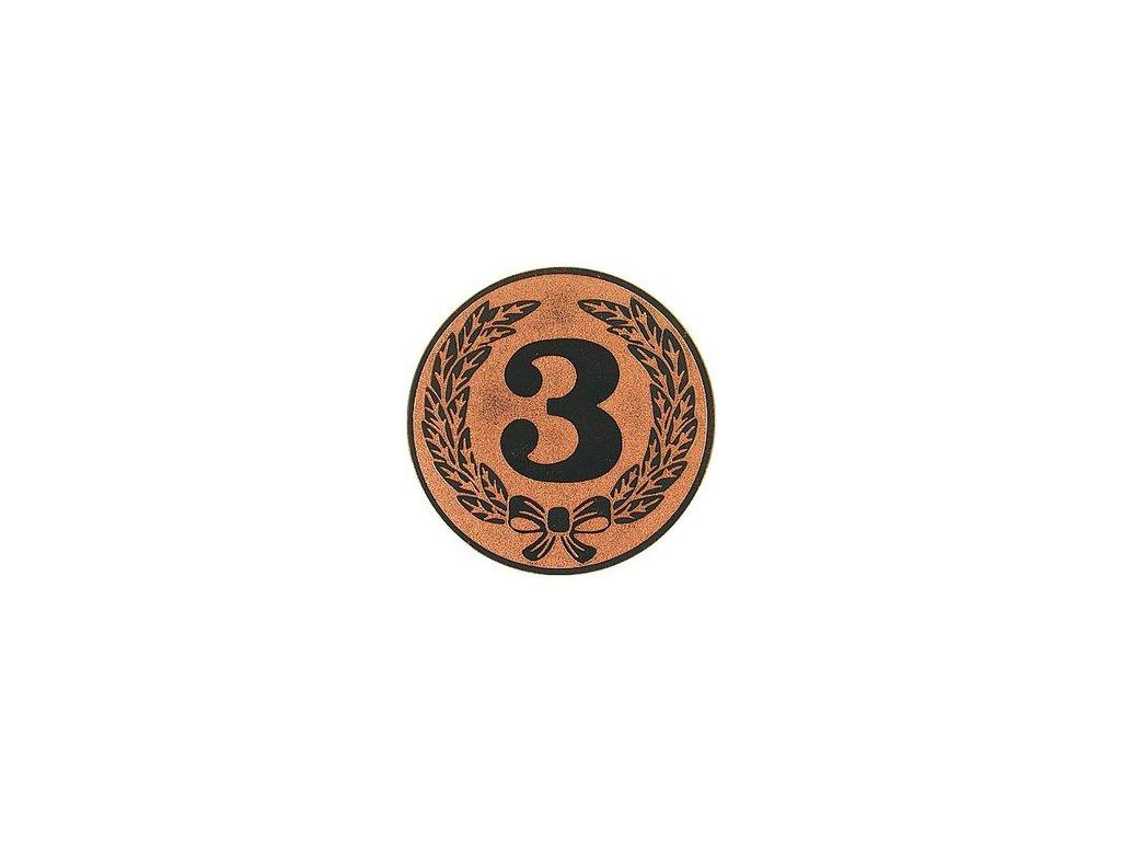 Emblém 25mm  03