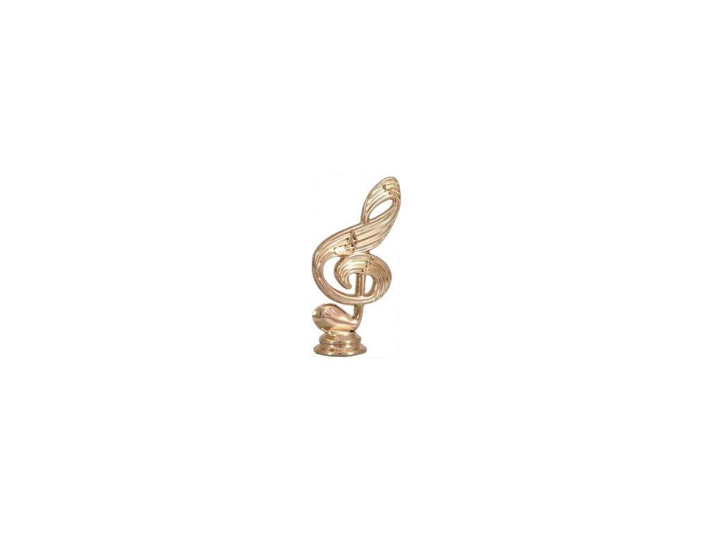 Figurka hudba F157  12cm