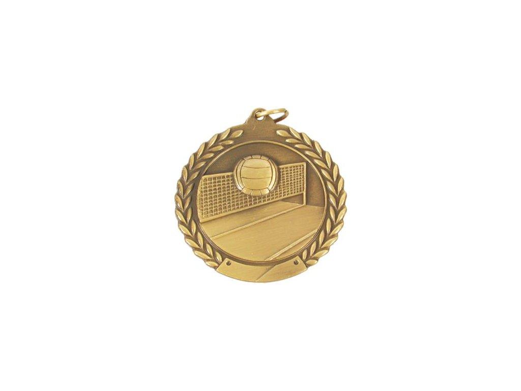 Medaila MD517 volejbal