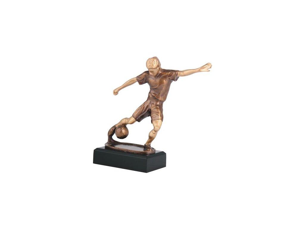 Trofej futbal RTY3753/BR