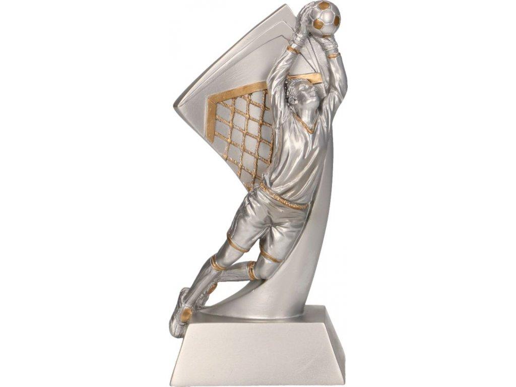 Trofej futbal RP2004 brankár