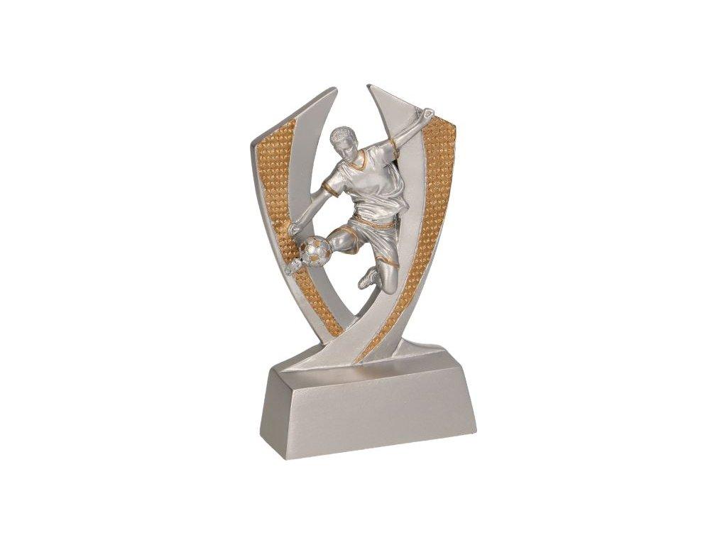 Trofej futbal RE016