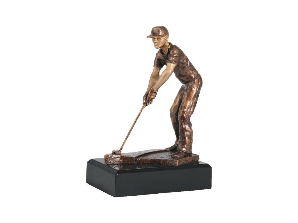 Trofej golf RFST2011/BR