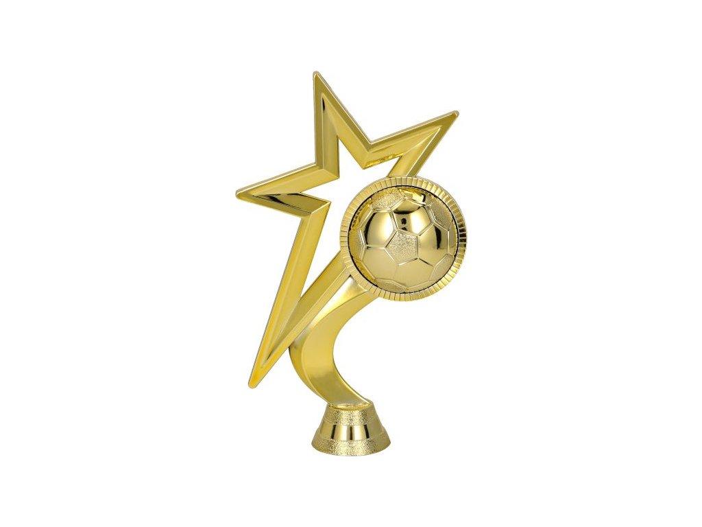 Figúrka F250 futbal hviezda