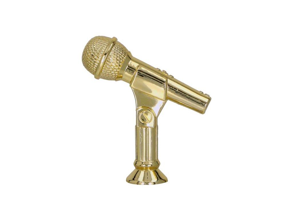 Figúrka F174 mikrofón