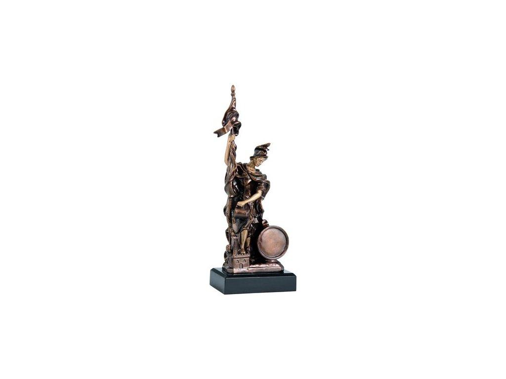 Trofej RFST2021-34cm,BR,hasič,florian