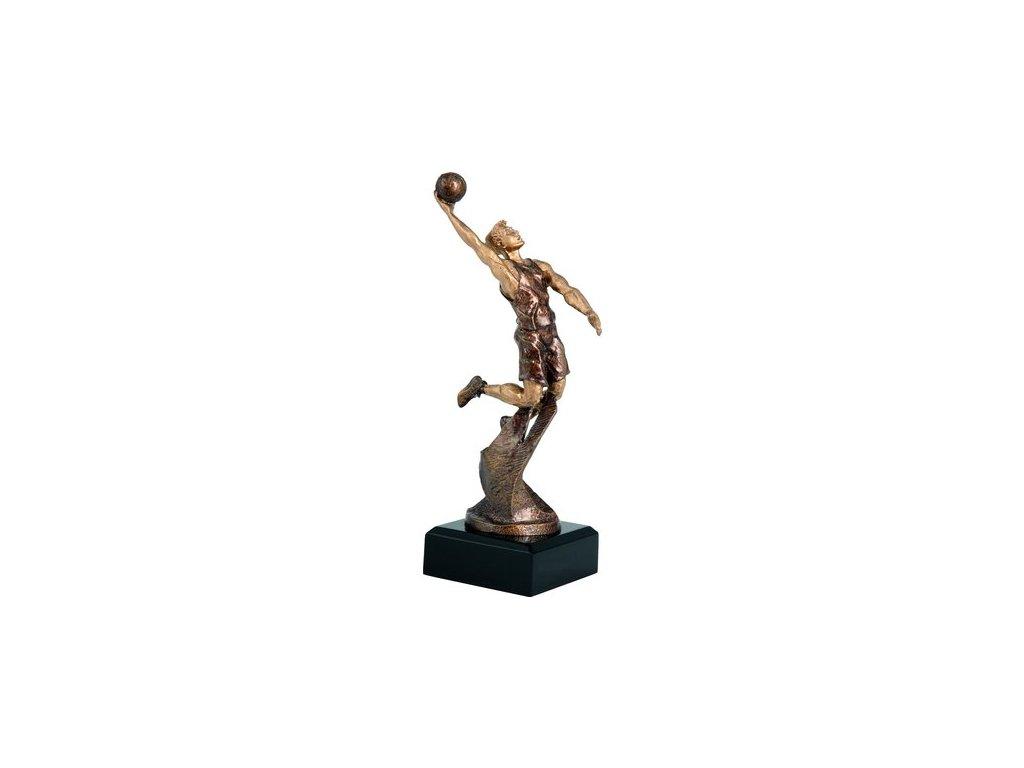 Trofej basketbal RTY1203/BR