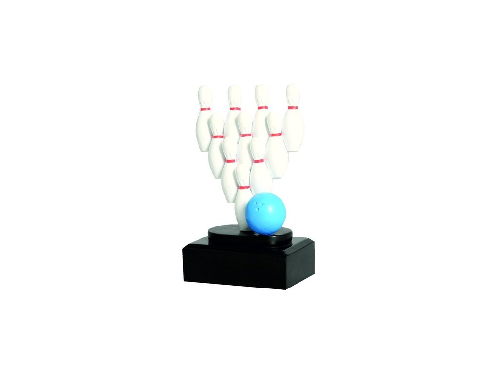 Trofej bowling RFST2037