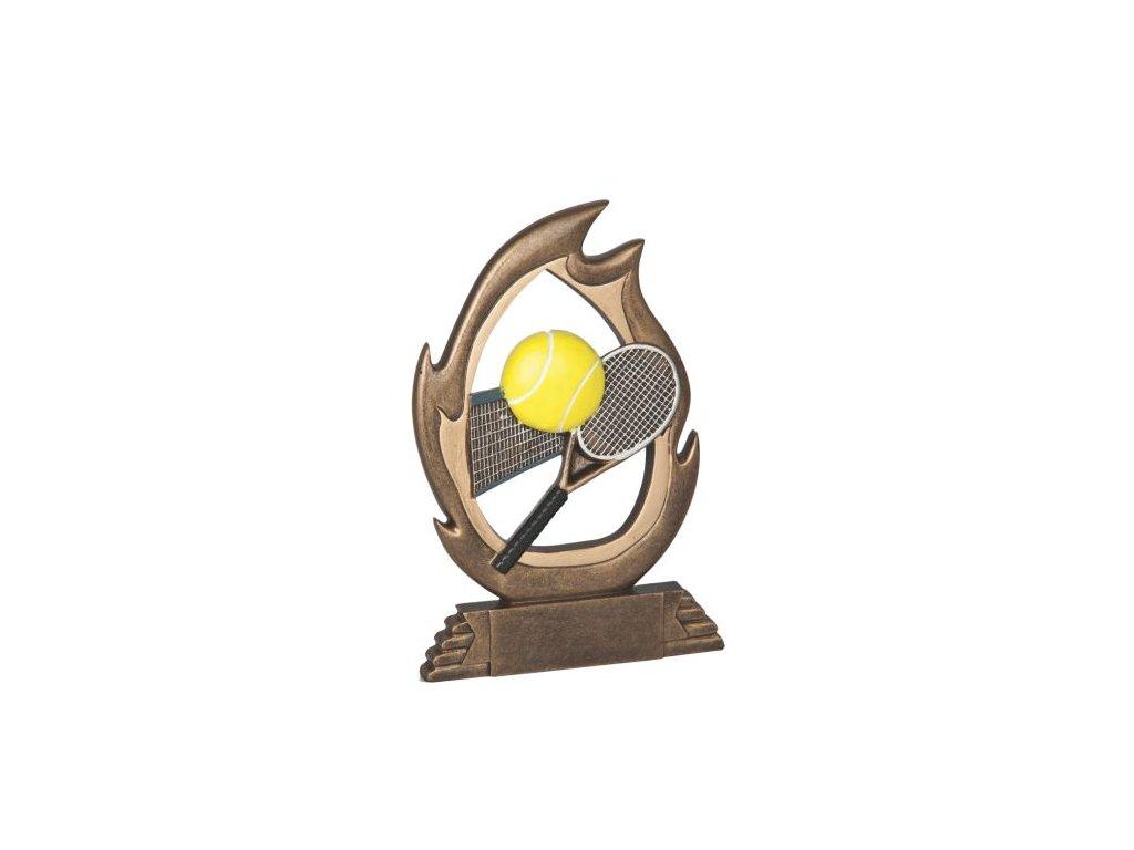 Trofej tenis RFL15
