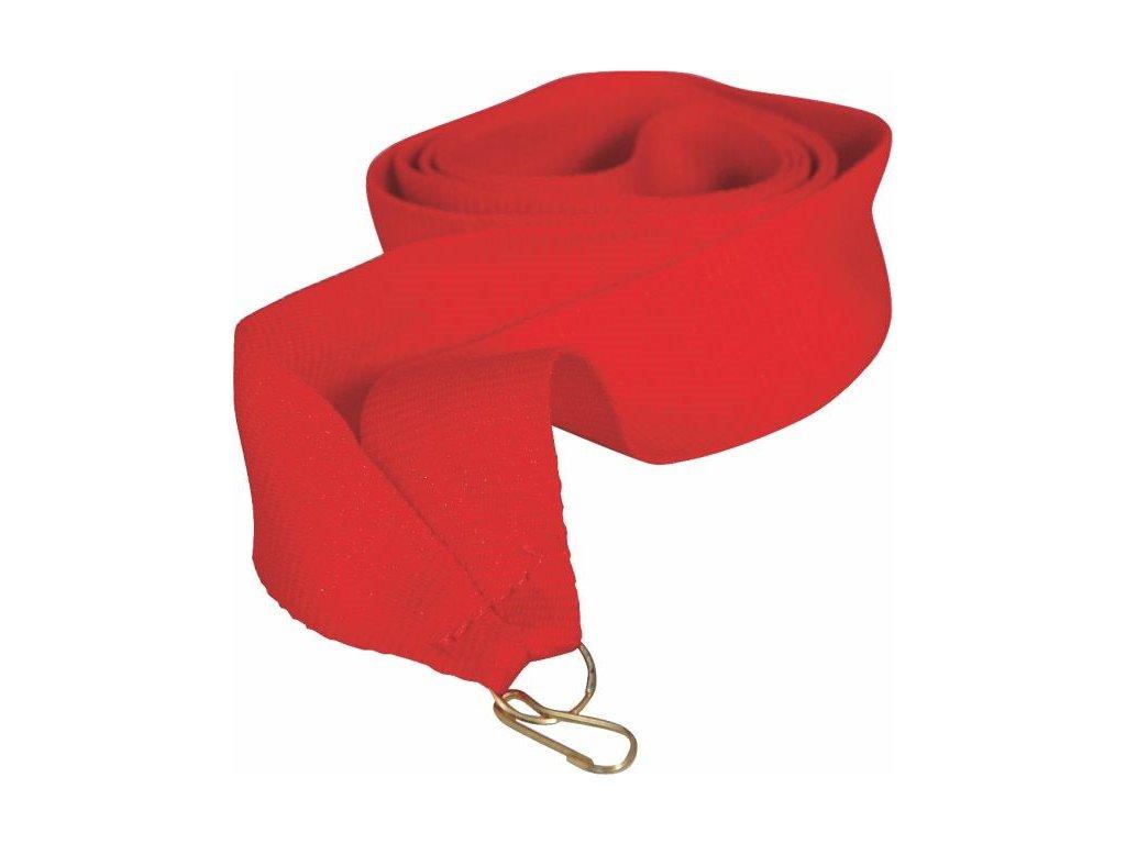 Stuha V8 červená