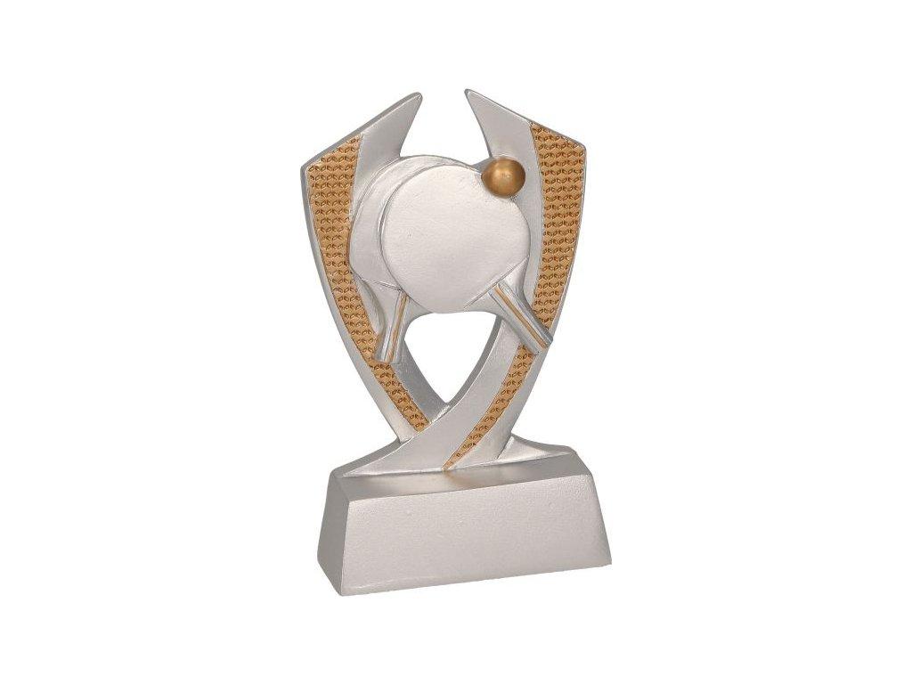Trofej stolný tenis RE011