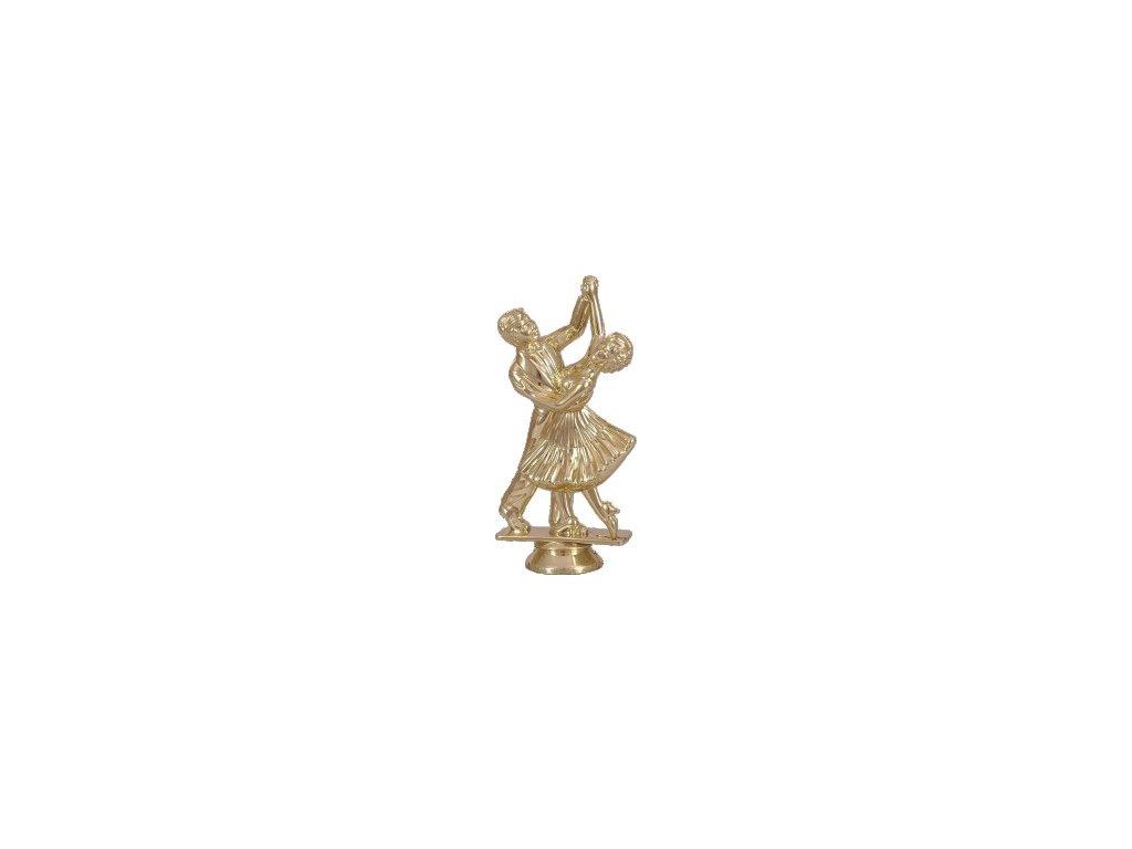 Figurka tanec F06/Z  13cm