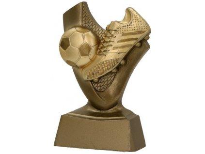 Trofej futbal RP4010