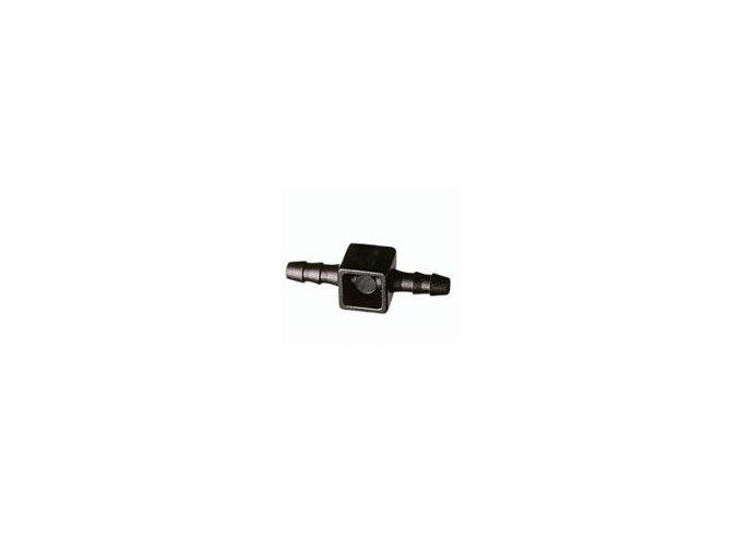 spojovací konektor 3-3 mm pro odkapávací hadice
