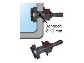 Přípojka pro nádrž s vodou (otvor 12 mm)