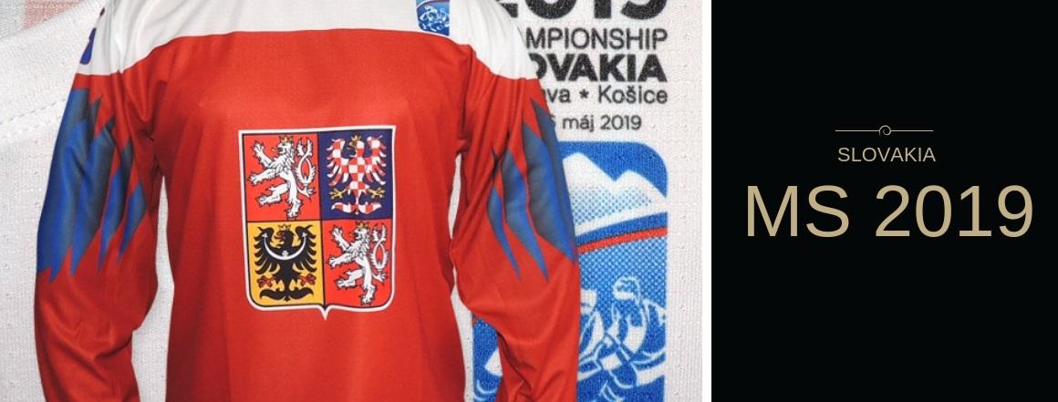 Hokejové MS 2019 slovakia