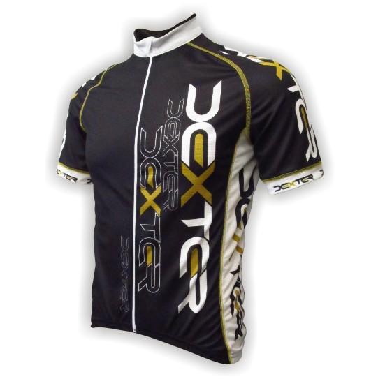 Cyklistické dresy s potiskem a úpravou vzhledu na přání