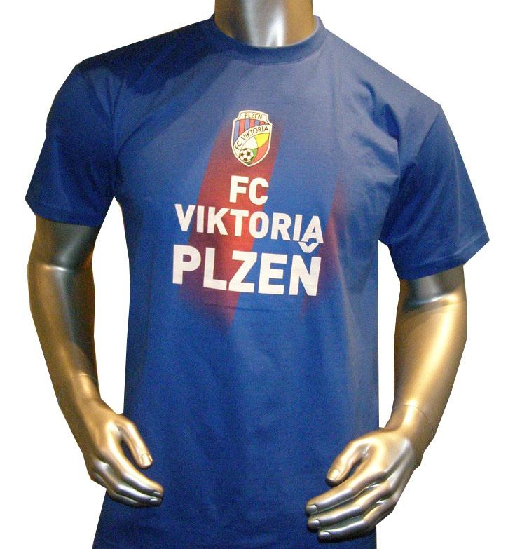 Fotbalové oblečení FC Viktoria Plzeň pro děti i dospělé s potiskem na přání