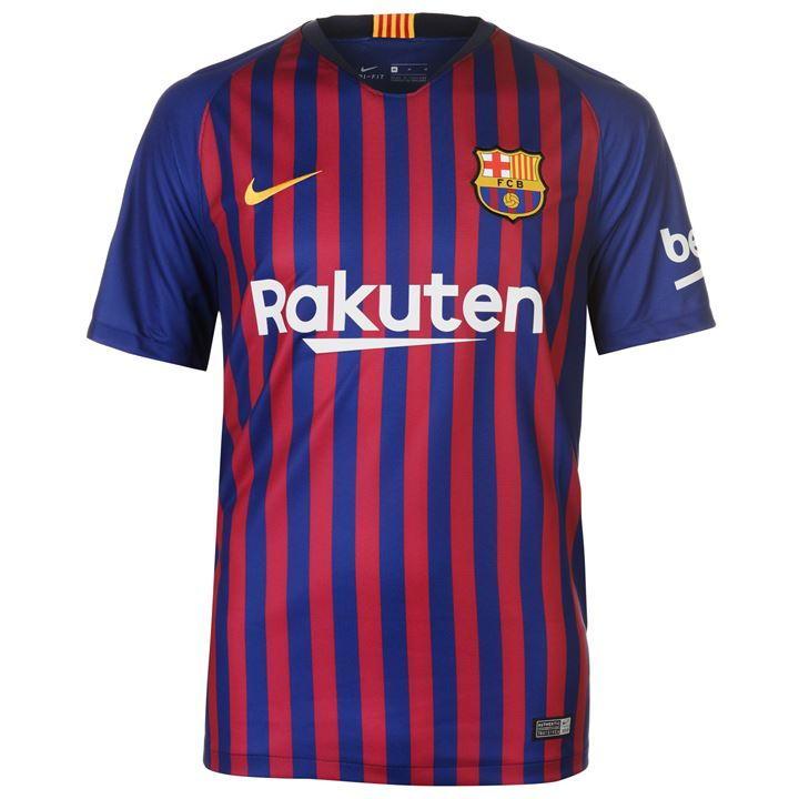 Fotbalové dresy FC Barcelona pro děti i dospělé s potiskem na přání