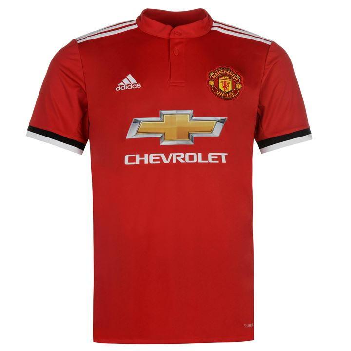 Manchester United - Fotbalové dresy a suvenýry pro fanoušky Manchesteru