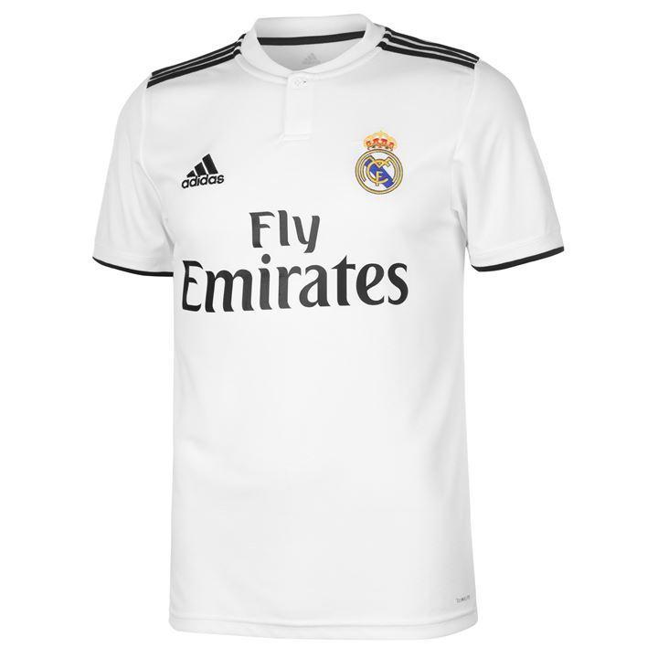 Fotbalové dresy Real Madrid pro děti i dospělé s potiskem na přání