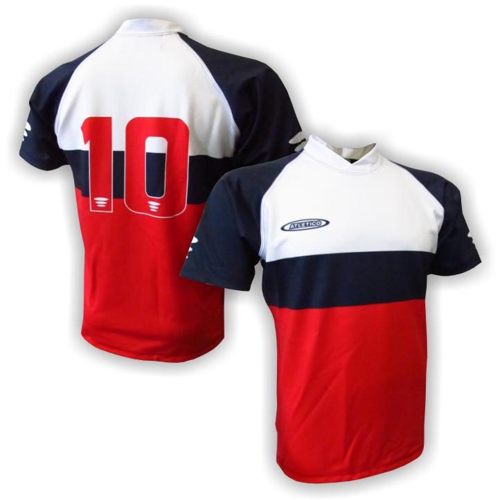 Rugby dresy s potiskem na přání
