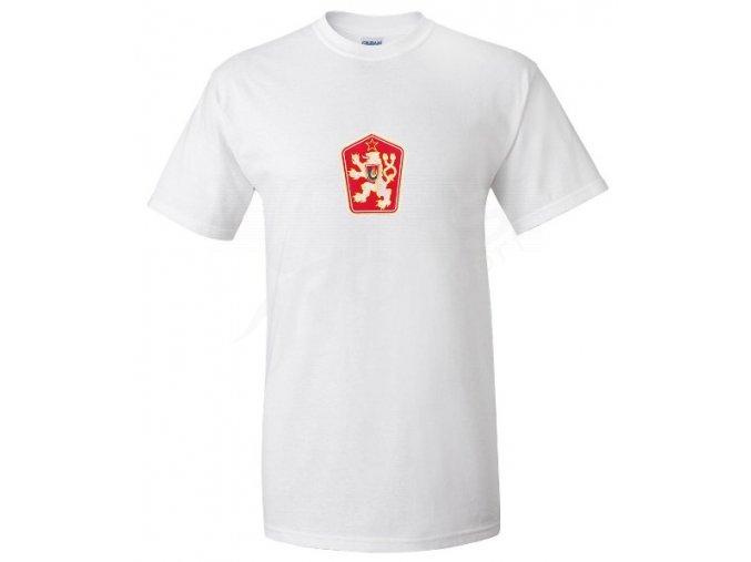 Tričko ČSSR bílé