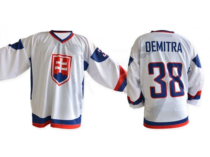 Hokejový dres Slovensko TOP Pavol Demitra