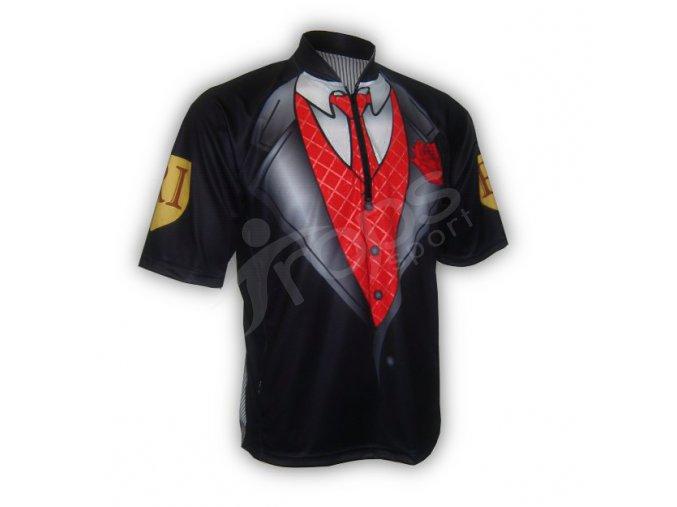 Cyklistický dres KVÁDRO MTB