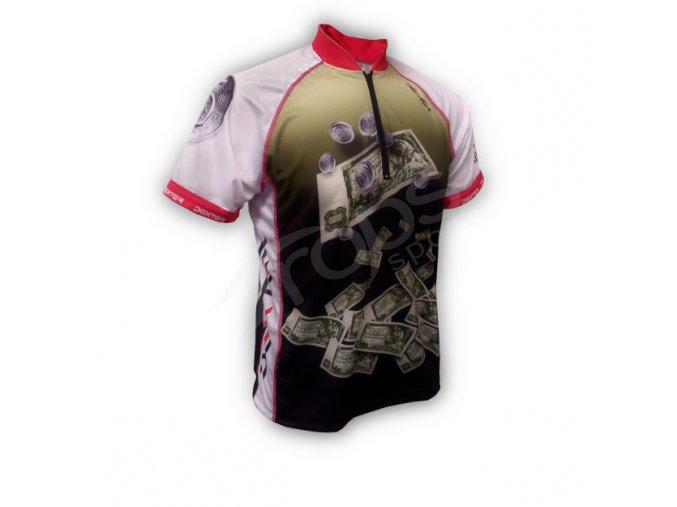 Cyklistický dres MONEY MTB