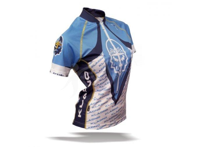 Cyklistický dres Rytíři Kladno dámský