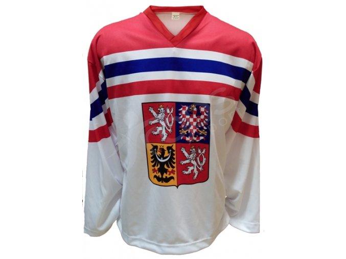 Hokejový dres ČR 2014 venkovní
