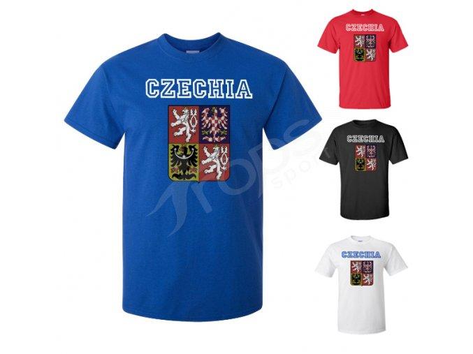 Tričko CZECHIA