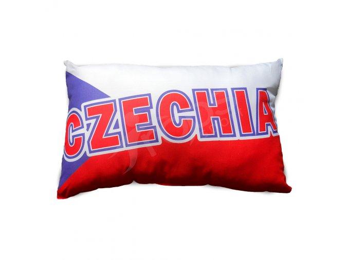 Polštářek CZECHIA