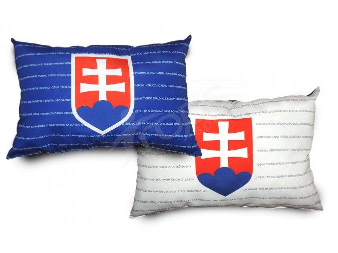 Polštářek Slovensko