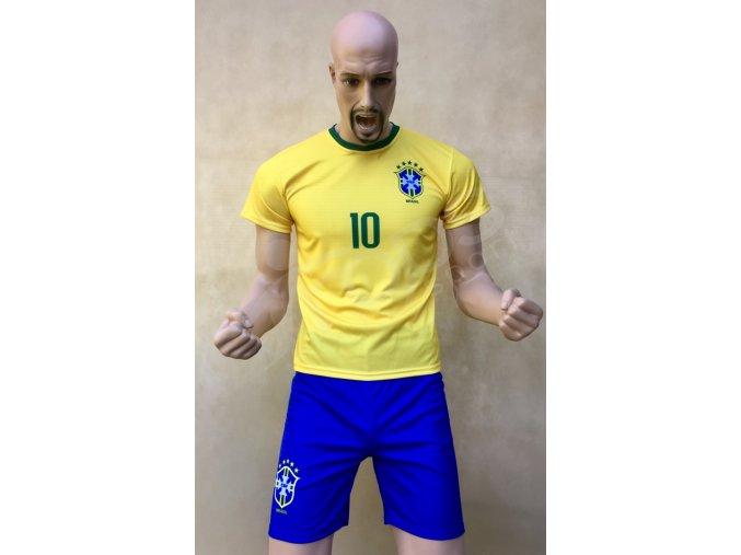 fotbalovy komplet neymar brazilie