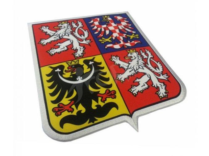 Nažehlovací znak ČR 165 x 200 mm