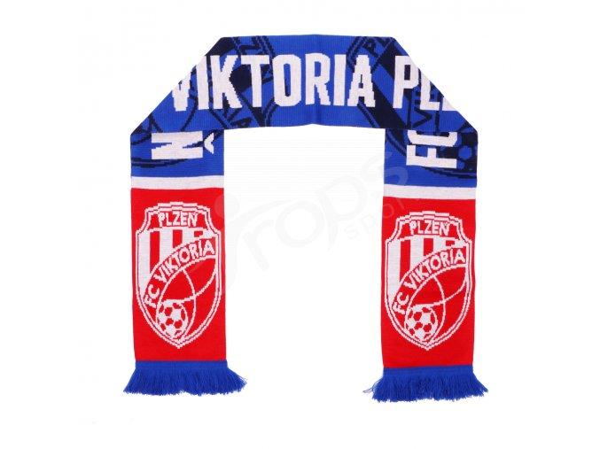 fotbalova sala fc viktoria plzen modra