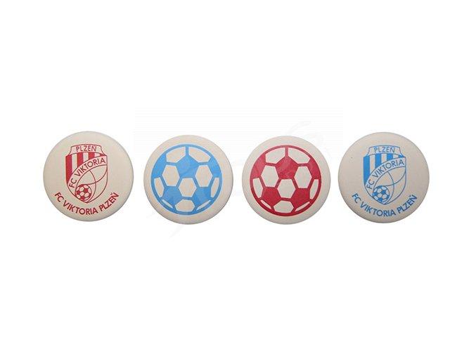 Guma na gumování FC Viktoria Plzeň