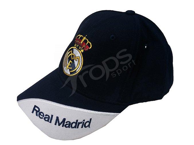 Kšiltovka Real Madrid CF modrá