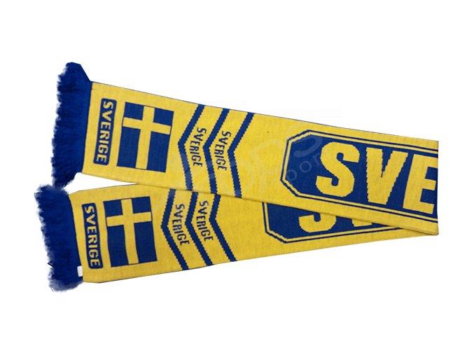 Hokejová šála Švédsko