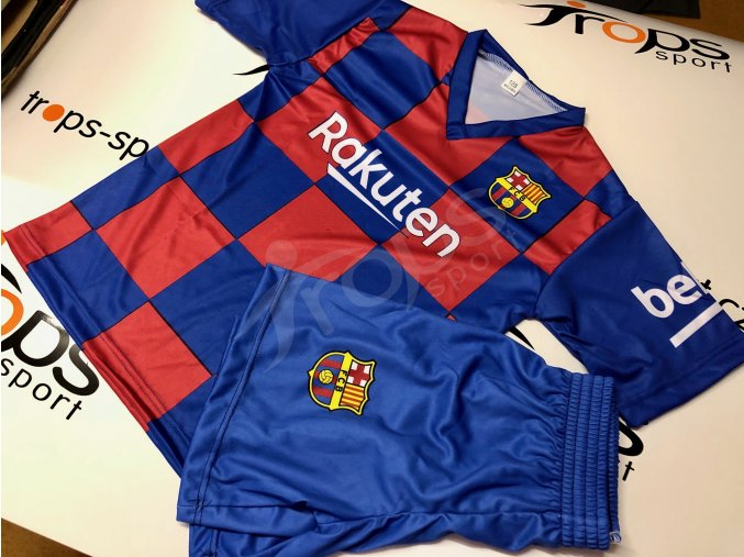 fotbalovy komplet fc barcelona