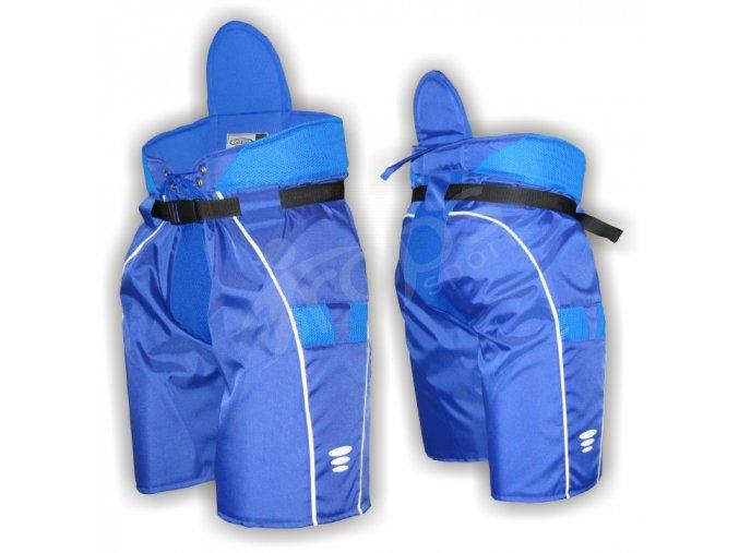 Hokejbalové kalhoty VEHEMENT - modré