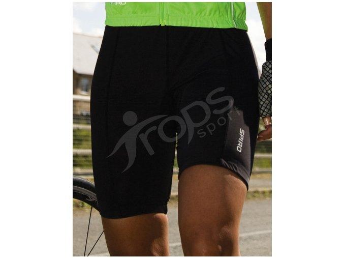 Dámské cyklistické kalhoty Spiro krátké