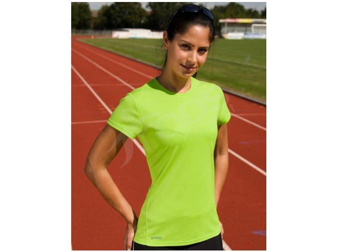 Dámské sportovní tričko Spiro Performace